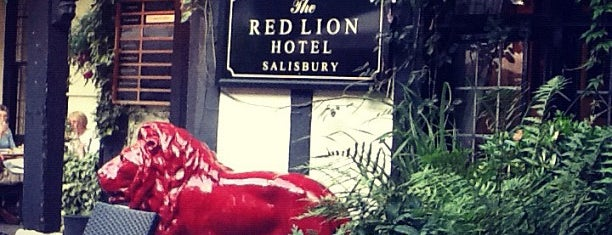Best Western Red Lion Hotel is one of Europe Itinerary.