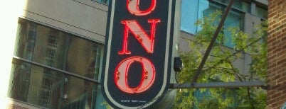Uno Pizzeria & Grill - Chicago is one of Traveling Chicago.