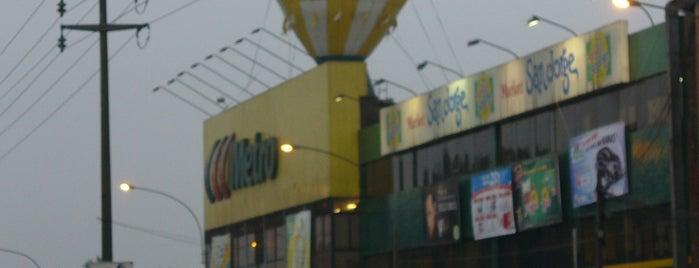 Metro is one of Tempat yang Disukai Emilio.