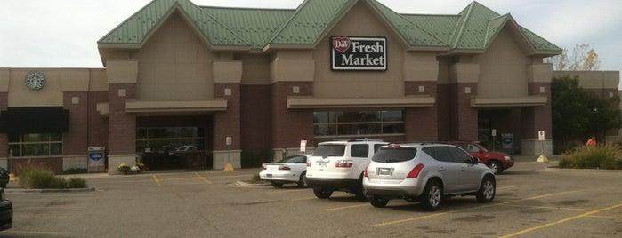 D&W Fresh Market is one of Posti che sono piaciuti a Nathan.