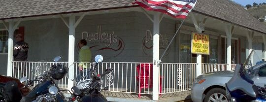 Dudley's Bakery is one of Coronado Island (etc).