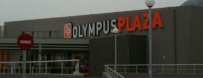 Olympus Plaza is one of Tasosさんのお気に入りスポット.