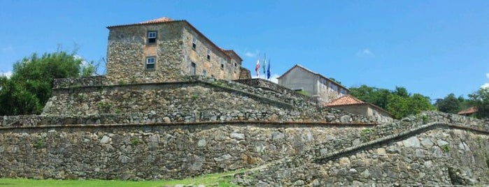 Fortaleza de São José da Ponta Grossa is one of Posti salvati di Santiago.