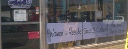 Hips Resale Boutique is one of Posti che sono piaciuti a Robbie.