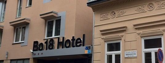 Bo18 Hotel*** Superior is one of Tempat yang Disukai N.