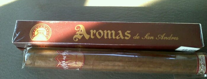 Bosco's Cigar Shop is one of Cigar Friendly Tampa Bay.