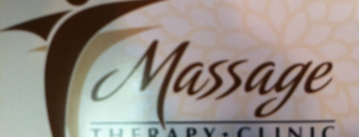 Massage Therapy Clinic is one of Orte, die Andrew gefallen.