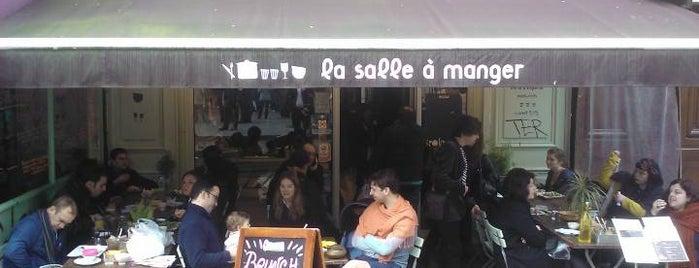 La Salle à Manger is one of Mouffetard et alentours.