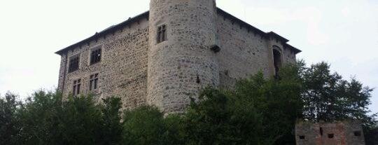 Státní hrad Kunětická Hora | Kuneticka Hora Castle is one of Check this Paja's list.
