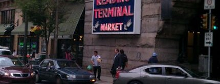 Reading Terminal Market is one of Lock & Keystone (VisitPA).