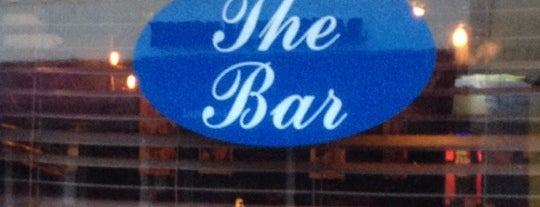 The Bar is one of Coral Gables + Coconut Grove.