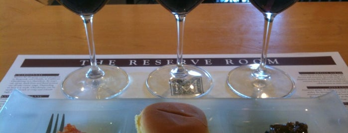 Mayo Family Winery Reserve Room is one of My wine's spots.