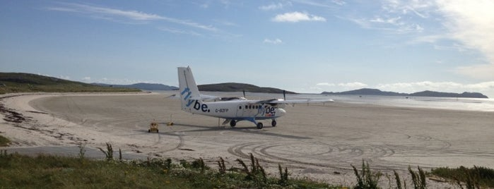 Barra Airport (BRR) is one of Part 1~International Airports....