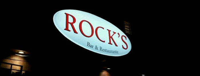 Rocks Bar & Restaurante is one of Delicias de Poa.