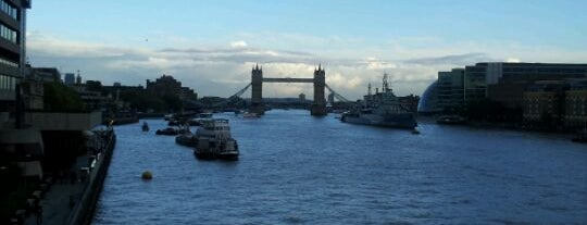 Pont de Londres is one of Best Things To Do In London.