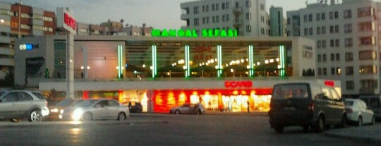 Mangal Sefası is one of my love Ankara.