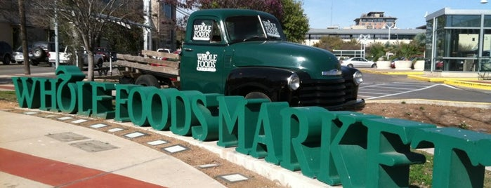 Whole Foods Market is one of Austin Places.