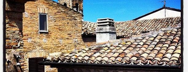 La Finestra Sul Gran Sasso is one of Lodging.