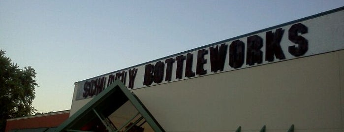 Schlafly Bottleworks is one of Brewpubs.