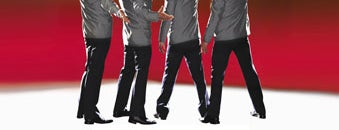 Jersey Boys Theatre is one of Las Vegas Entertainment.