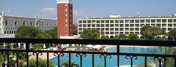 Venezia Palace Deluxe Resort Hotel is one of * GİDİYORUZ :)).