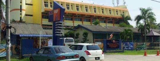 Kolej Antarabangsa Ikip is one of Learning Centers #2.
