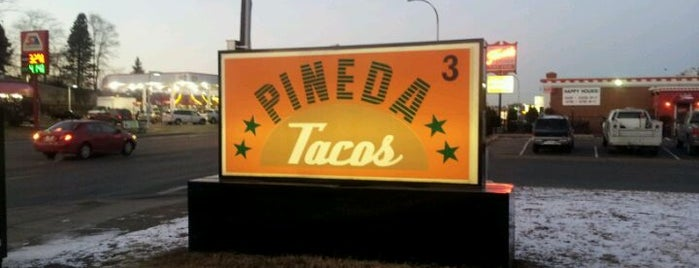 Pineda Tacos #3 is one of My Favorite Places to Eat.
