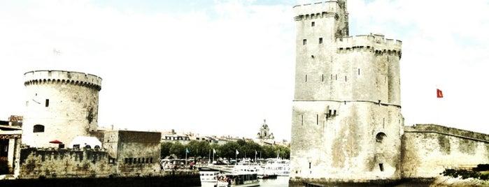 La Rochelle is one of Cities I've been.