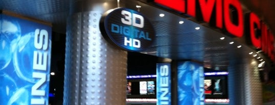 Yelmo Cines Islazul 3D is one of Must-visit Movie Theaters in Madrid.