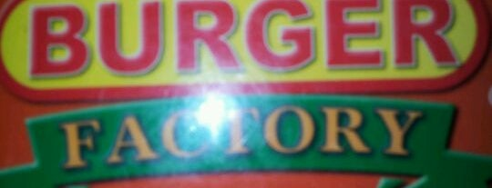 Burger Factory is one of Locais salvos de Aline.