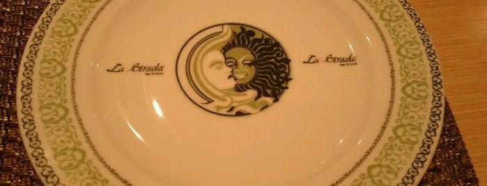 La Strada is one of Ruse.