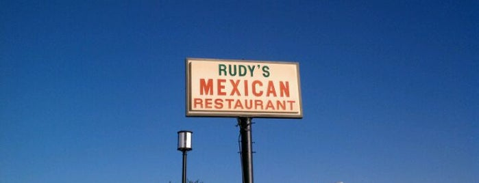 Rudy's Mexican Restaurant is one of Dallas.