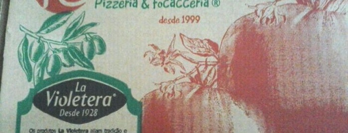 Baggio Pizzeria & Focacceria is one of Associados Abrasel Paraná.