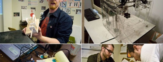 The Hacktory is one of GEEKADELPHIA: geekiest places in Philly! #visitUS.