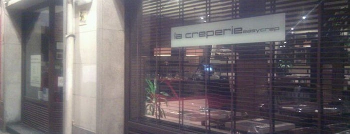 La Creperie is one of Favorite eat&drink places in Madrid.