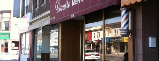 Corallo Men's Salon is one of Corby's Liked Places.