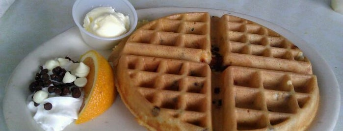 The Waffle Spot is one of San Diego.