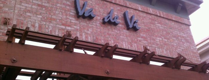 Va de Vi Bistro & Wine Bar is one of Gluten free places to try.