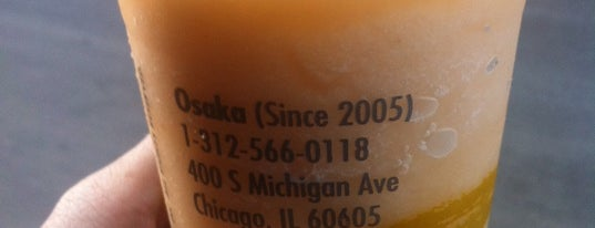 Osaka Sushi Express & Fresh Fruit Smoothies is one of Live like @scottkleinberg.