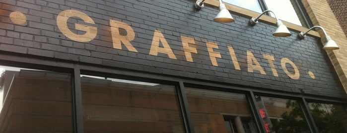 Graffiato is one of dc drinks + food + coffee.