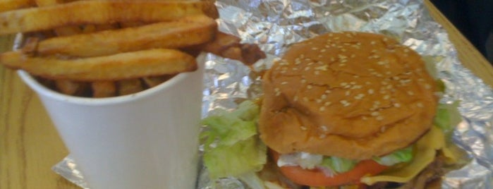 Five Guys is one of My BEST of the BEST!.