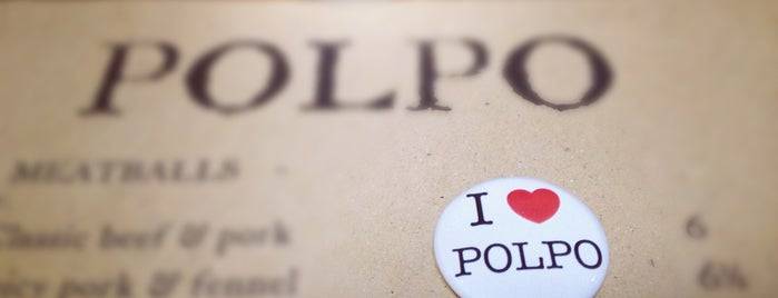 Polpo is one of Food!.