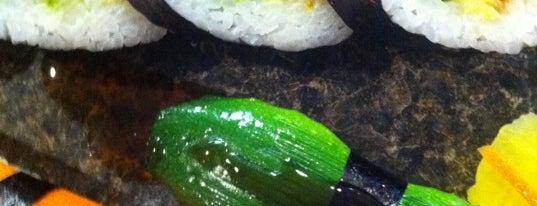 Odaku Sushi is one of Posti che sono piaciuti a Traci.