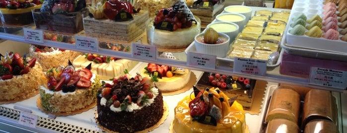 Saint Germain Bakery is one of Tempat yang Disukai pixarina.