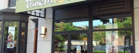 Panera Bread is one of Debbさんのお気に入りスポット.