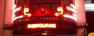Chez Raspoutine is one of Guide to Paris's best spots.