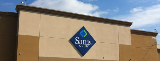 Sam's Club is one of Restaurants I've Eaten At.