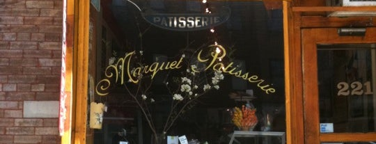 Marquet Patisserie is one of Brooklyn Food.