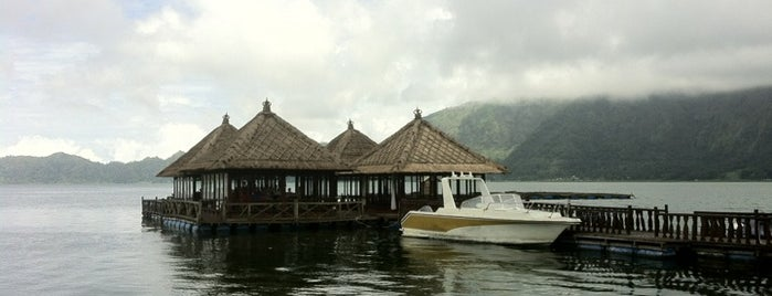 Resto Apung & Bungalow Kintamani is one of Bali.