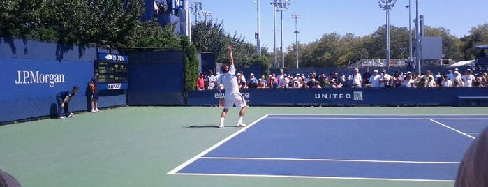 Court 14 - USTA Billie Jean King National Tennis Center is one of Must-visit Stadiums in Flushing.